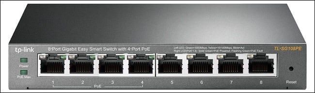 TP-Link SG108PE