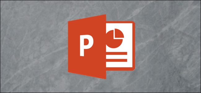 Le logo Microsoft PowerPoint.