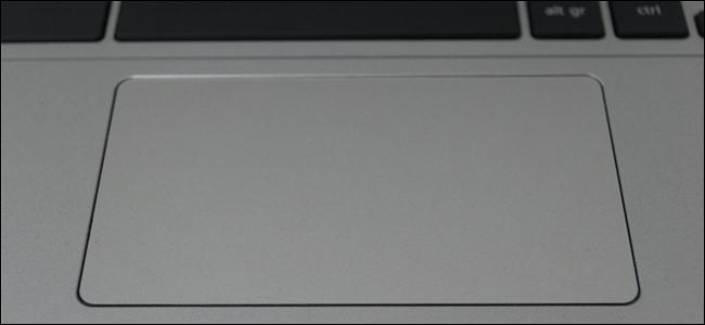 Héros du pavé tactile du Chromebook