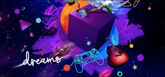 """Image de couverture pour """"Rêves"""" pour PS4."""
