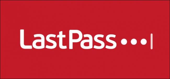 Bannière du logo LastPass.