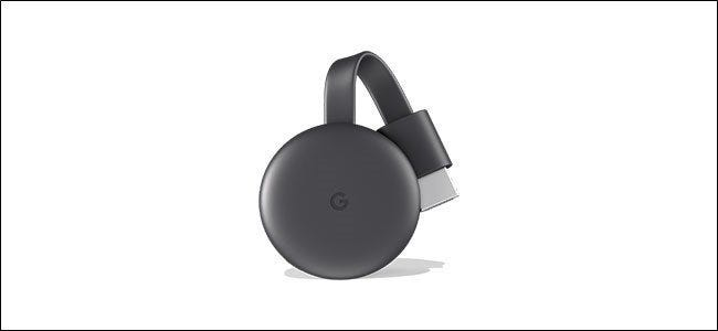 Un dongle Google Chromecast.