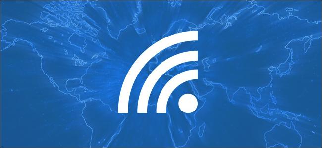 Wi-Fi mondial avec l'aimable autorisation de Jason Fitzpatrick