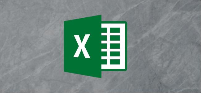 Le logo Excel.