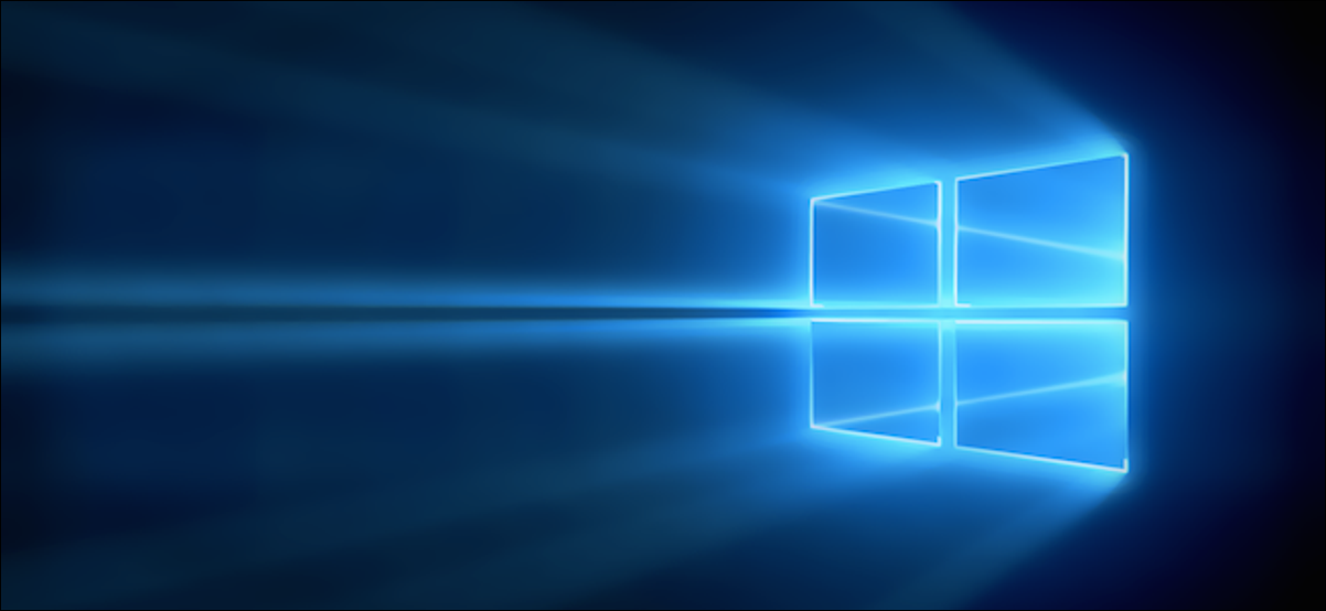 remake de fond d'écran par défaut de Windows 10